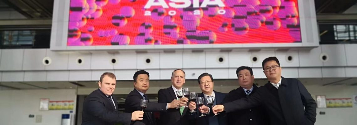 The WBWE Asia was presented this morning in China with the objective of moving forward following the success of its first edition